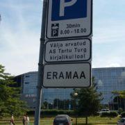 turuh parkimine 3